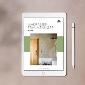 makramee traumfaenger ebook anleitung oh yeah atelier evelyn heiler schritt fuer schritt tutorial